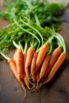 Морковите съдържат витамин А